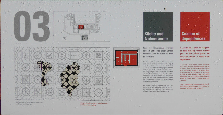 Römische Villa Echternach - Vici.org